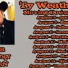 Ty Weatherford on tour with Kinky Friedman!