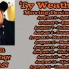 Ty Weatherford on tour with Kinky Friedman!