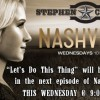 "Stephen Chadwick music in hit TV show ""Nashville"""