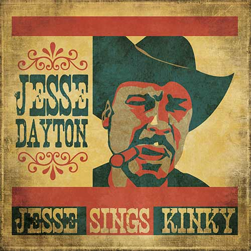 Jesse Sings Kinky - Jesse Dayton