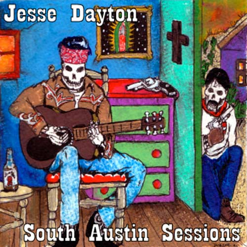 South Austin Session - Jesse Dayton
