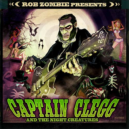 Captain Clegg And The Night Creatures