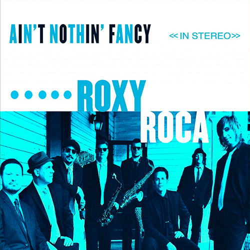 "Roxy Roca – ""Ain't Nothin' Fancy"" Vinyl LP"